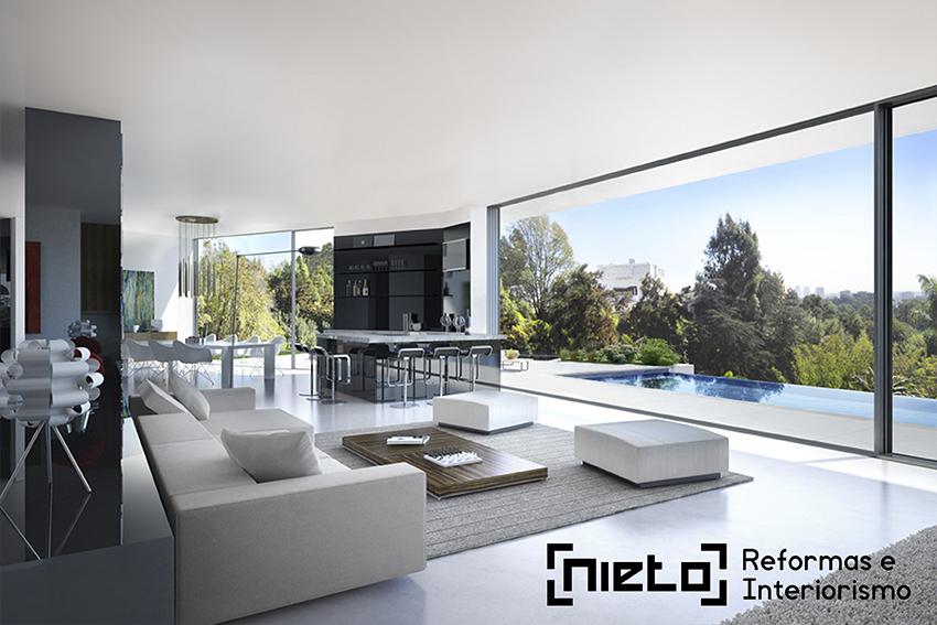 Proyectos de interiorismo - Interiorismo de casas ...